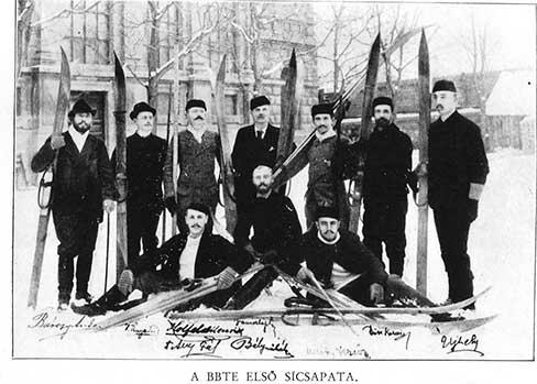 Hungary-first_hungarian_skiteam