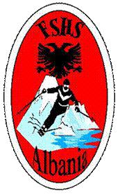 Albanian-Skiing-federation-logo